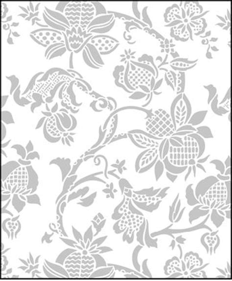 Kz08 Stencil Flower D Stensil Cetakancraft Scrapbooking 373 best images about stencils silhouettes on tea cups cutting files and crests