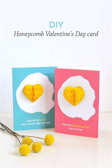 valentines card template egg printable fried egg s card make and tell