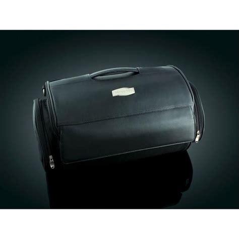 Black Roll Bag kuryakyn tour trunk roll bag black