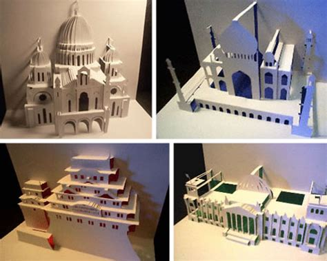 7 Creative Cardboard Building & Paper Furniture Projects