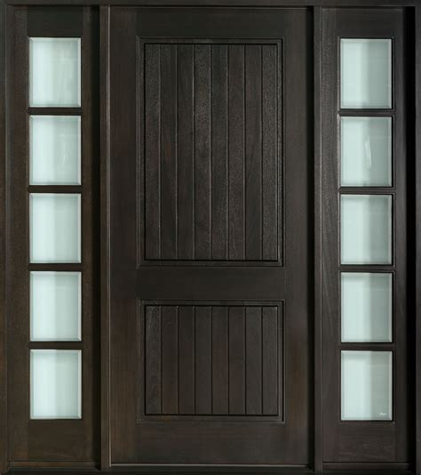 Custom Exterior Door Custom Craftsman Wood Front Doors In Highland Park Illinois Shore Gallery Glenview