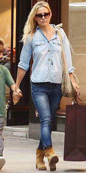 Denim Kate Hudson by You Can Shop Wearing Denim