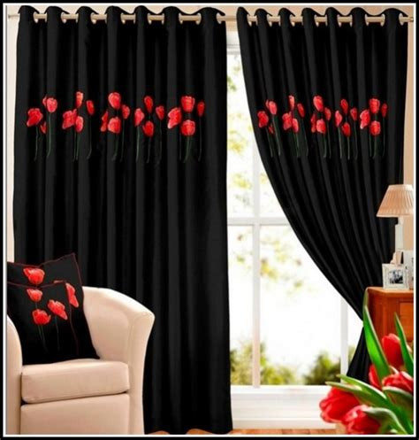 red and black curtains red and black curtain 28 images stylish tree patterns
