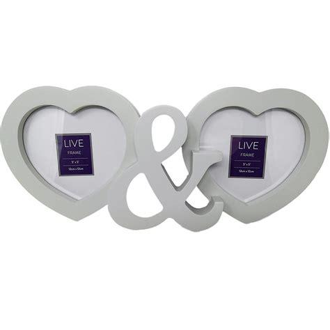 cornice a forma di cuore cornice a forma di cuore per san valentino idee regalo per