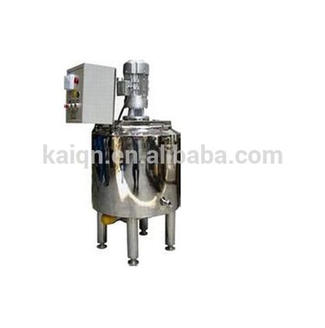 Small Milk House Heater Electric Heating Pasteurizer Small Milk Batch Pasteurizer