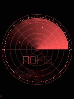 download animated nokia radar wallapper mobile