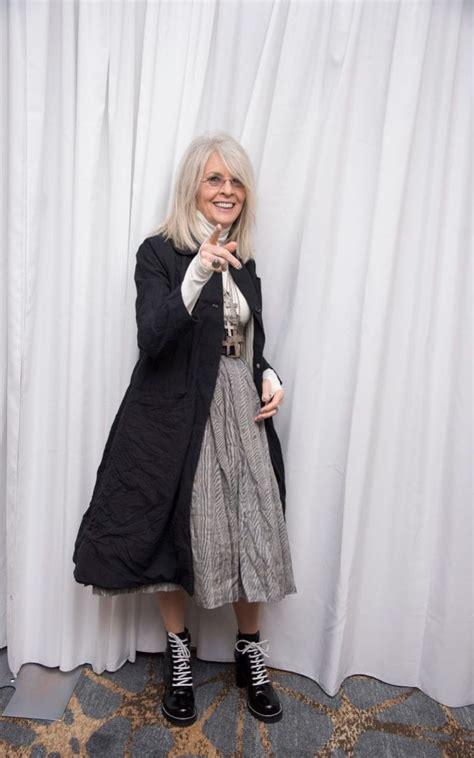 diane keaton    ageless style inspiration
