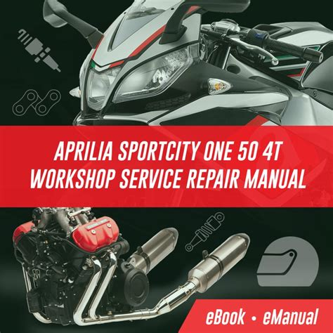 Aprilia Sportcity 125 300 Workshop Service Repair Manual