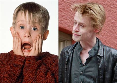 Kid From Home Alone Now by Macaulay Culkins Starred In Home Alone 411 Then
