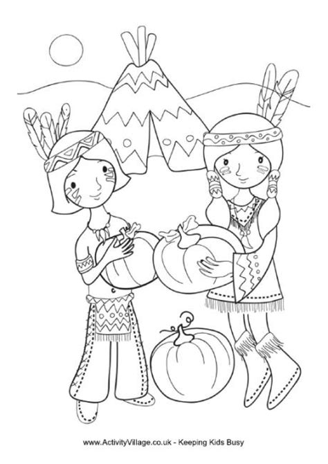 Thanksgiving Coloring Pages Activity Village   86 thanksgiving coloring pages at activity village