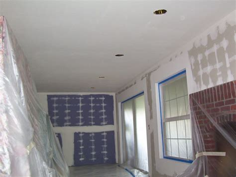 Re Drywall Ceiling by Drywall Patch On Popcorn Ceiling Page 2 Drywall