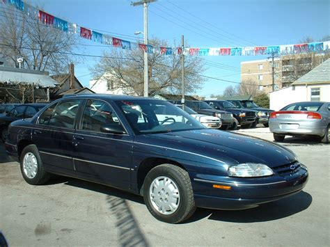 old car manuals online 1994 chevrolet lumina security system 1995 chevrolet lumina overview cargurus