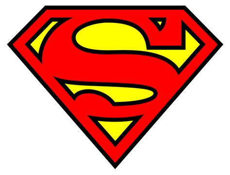 superman template superman logos superman fan