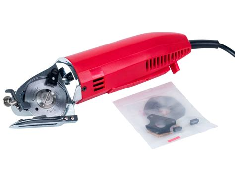 Fabric Cutter by Mjtrends Electric Corded Rotary Fabric Cutter