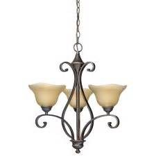 Canadian Tire Chandelier Isadora Rubbed 3 Light Chandelier Canadian Tire