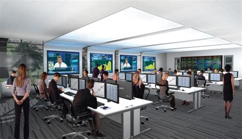 Trading Room by Inside The Hughes Renovation