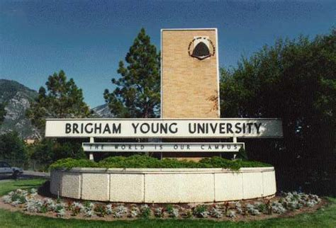 Byu From Brigham Young University A Lot Of Things Have Changed Since