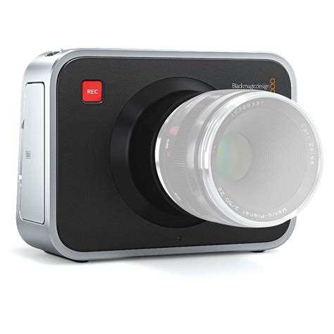 blackmagic design cinema blackmagic design cinema ef mount cinecam26kef b h