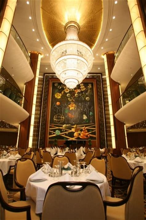 royal caribbean oasis of the seas dining room