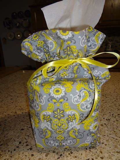 tissue holder pattern sew how to make a boutique tissue box cover with bow