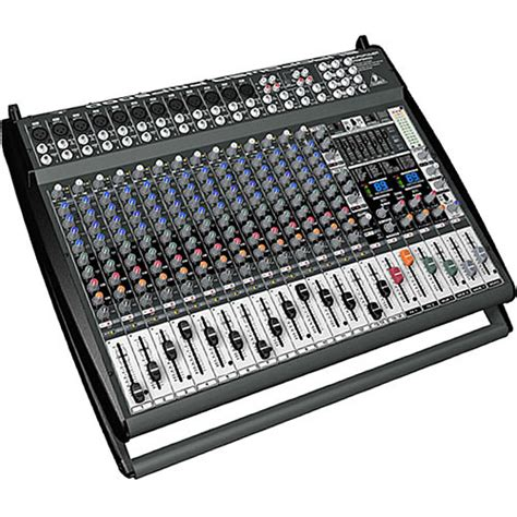 Mixer Audio Behringer 24 Channel behringer pmp5000 20 channel audio mixer pmp5000 b h photo