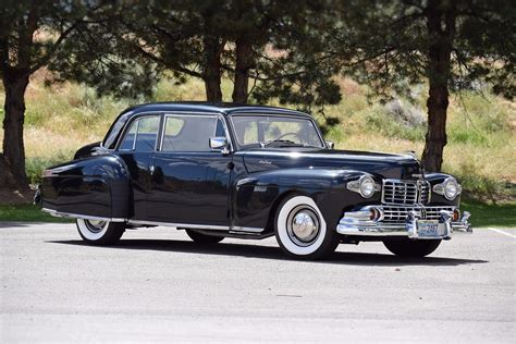lincoln continental coupe for sale ls6 powered 1946 lincoln continental coupe for sale on bat