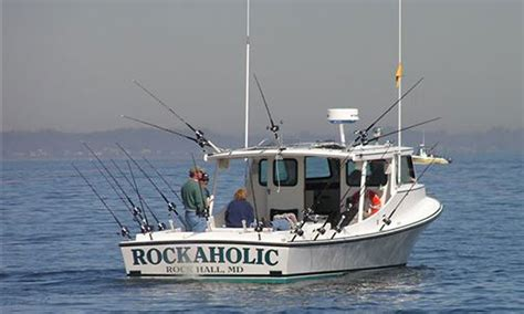 charter boat fishing maryland rock hall fishing charters chesapeake bay fishing guides
