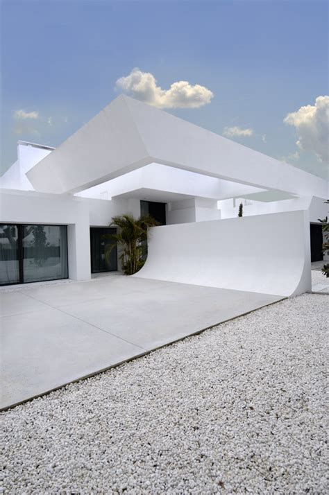 all white interior house beautiful all white house with pool