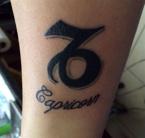 capricorn tattoo tattoos pinterest