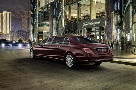 2016 mercedes maybach pullman picture 619816 car