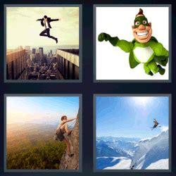 4 imagenes y una palabras 4 fotos 1 palabra superh 233 roe verde hombre saltando