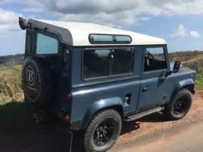 land rover defender 90 county station wagon v8 3 5 for