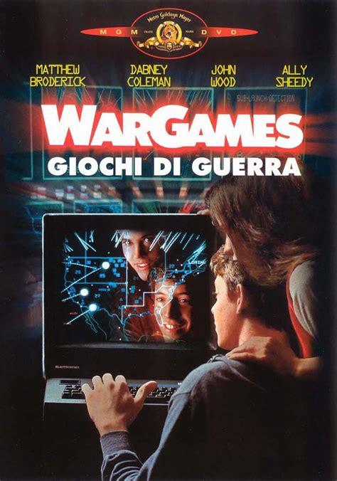 film gratis di guerra frasi del film wargames giochi di guerra