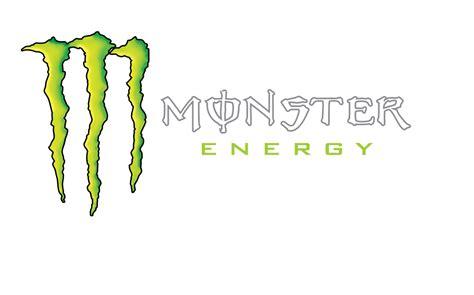 Monster Logo Aufkleber by Monster Logo Wallpapers Wallpaper Cave