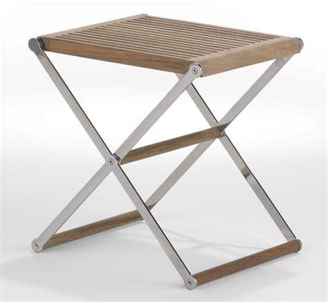 Folding Outdoor Side Table Outdoor Style Ah L