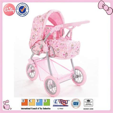 Stroller Boneka 4 Roda With Doll harga rendah boneka kereta dorong bayi roda kereta