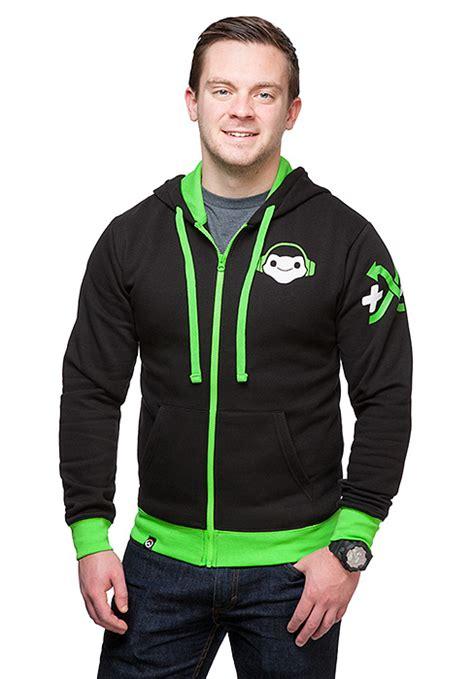 Lu Xl overwatch lucio ultimate hoodie black xl jinx inc