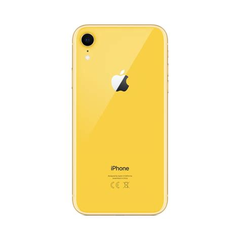 iphone xr 256gb yellow iphone xr iphone apple electronics accessories megastore