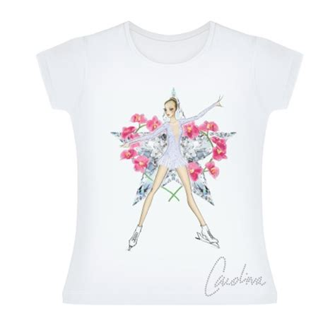 T Shirt Shopping T Shirt T Shops E Carolina Kostner Connubio Perfetto Tra