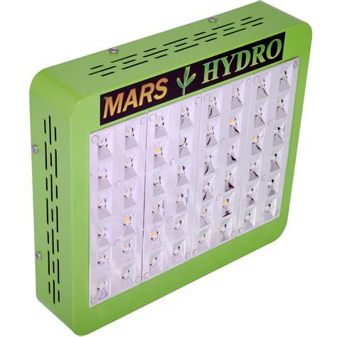 d light 48 mars hydro led grow light reflector 48 96w d light my green