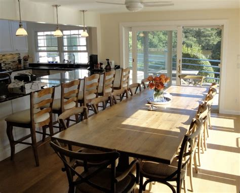 perfect match farmhouse dining tables farmhouse dining