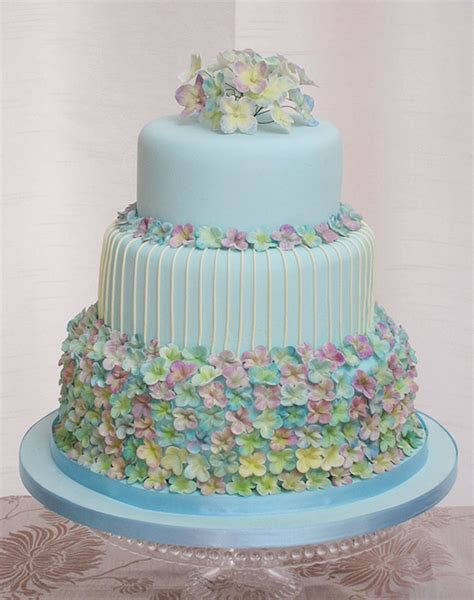 To Be Cake Ideas by Hydrangea Wedding Cake Ideas Wedding Cake Cake Ideas By