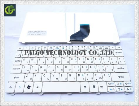 Keyboard Acer Aspire One D522 532 532h D255 D260 D270 Nav50 Pav70 10pc lot russian keyboard for acer aspire one 532 532h