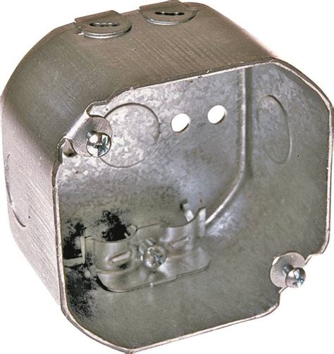 ceiling outlet box raco 175 ceiling outlet box 21 5 cu in x 4 in l x 4 in w