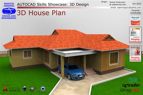how to design a 3d house in autocad autocad 3d house models www pixshark com images