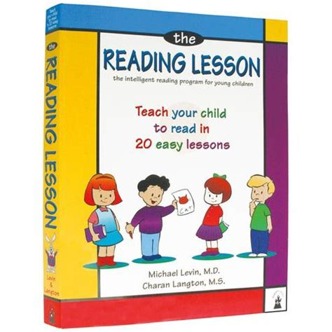 The Reading Lessons reading lesson phonics and reading for children