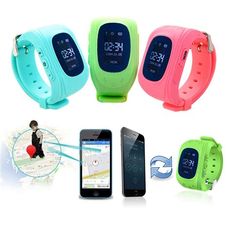 gps tracker android gps tracker sos call children smart for android ios phone anti lost ebay