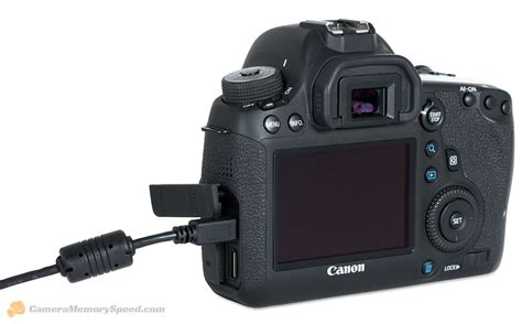 Usb Canon canon 6d fastest sd card write speed tests and memory card