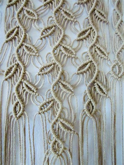 Hemp Stitches - 25 best ideas about macrame on macrame knots