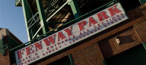 Fenway Park Gift Card - hotels near fenway park boston hotels near fenway